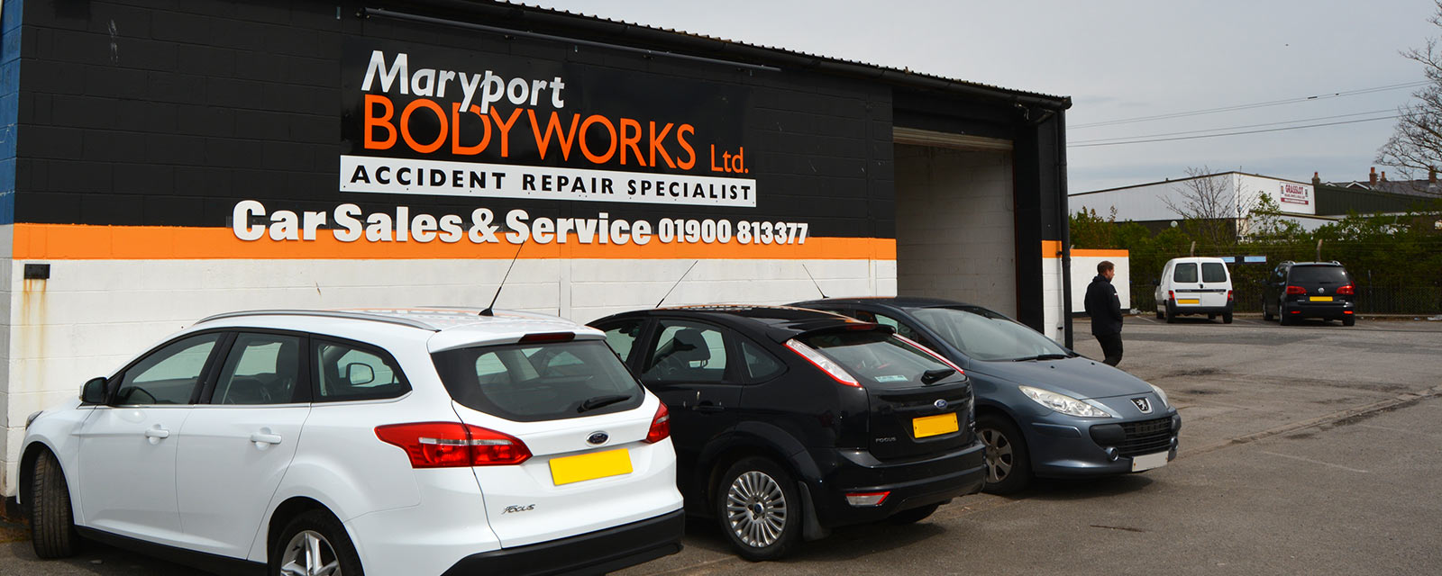 Maryport Bodyworks Ltd